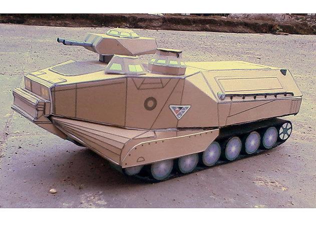 assault-amphibious-vehicle-1 -kit168.com