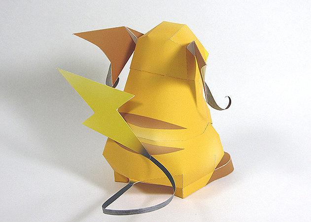 pokemon-raichu-2 -kit168.com