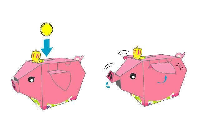 pig-moving-money-box-1 -kit168.com