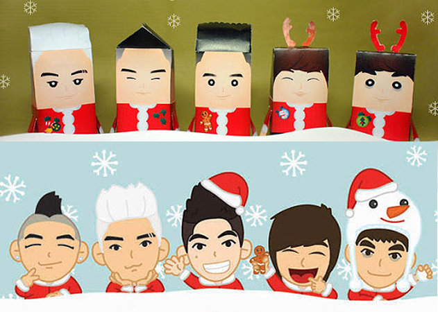 bigbang-christmas -kit168.com