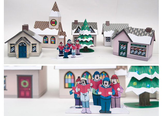 christmas-village -kit168.com
