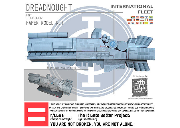 dreadnought-spaceship-enders-game -kit168.com
