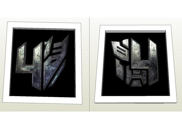 logo-autobots-decepticons -kit168.com