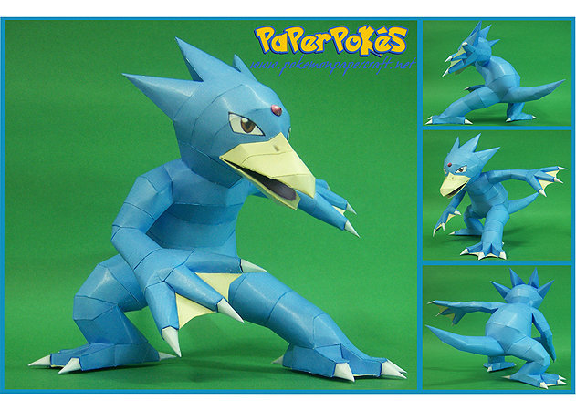 pokemon-golduck -kit168.com