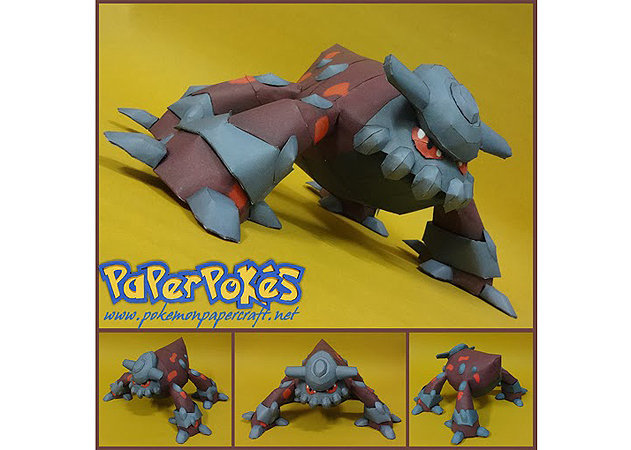 pokemon-heatran -kit168.com
