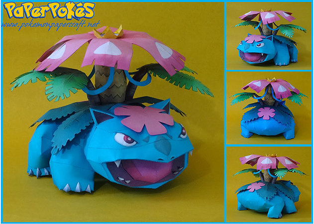 pokemon-mega-venusaur -kit168.com