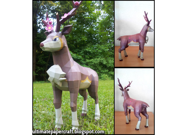 pokemon-sawsbuck -kit168.com