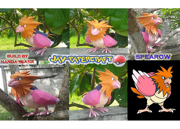 pokemon-spearow -kit168.com