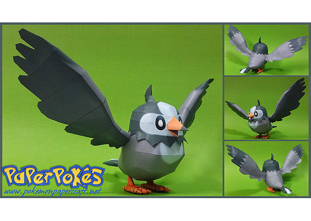 pokemon-starly -kit168.com