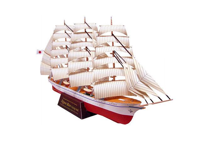 sailship-nippon-maru -kit168.com