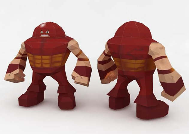 super-deformed-juggernaut -kit168.com