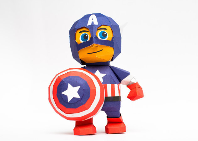 chibi-captain-america -kit168.com