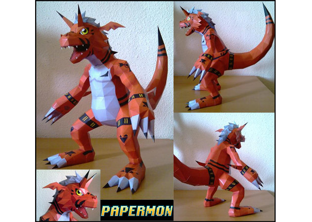 digimon-growlmon -kit168.com