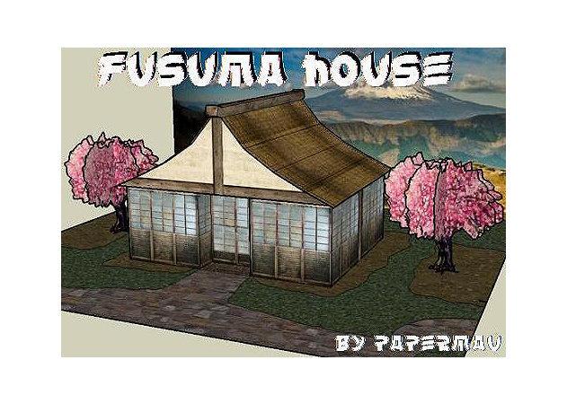 fusuma-japanese-house -kit168.com