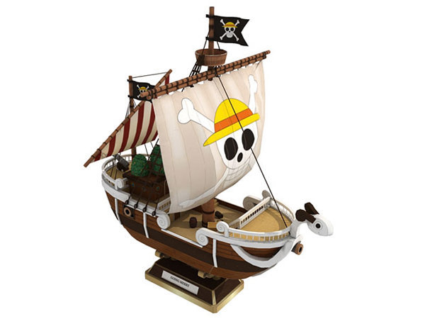 going-merry-ship-one-piece -kit168.com