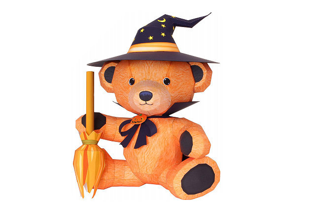 halloween-teddy-bear -kit168.com