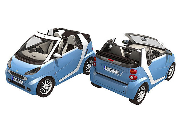 mercedes-benz-smart-cabrio -kit168.com