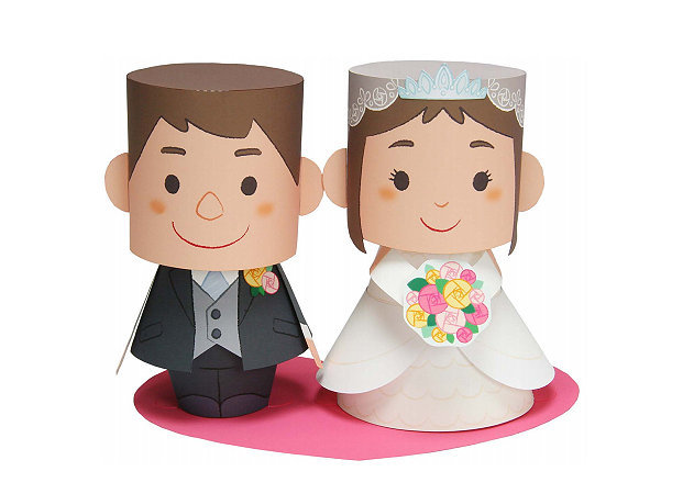 message-doll-wedding -kit168.com