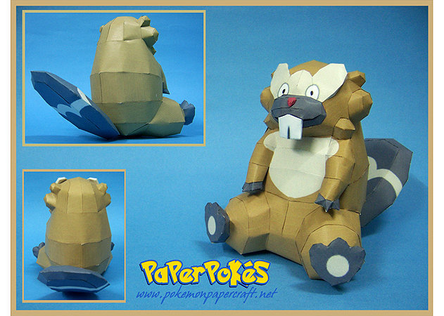 pokemon-bibarel -kit168.com