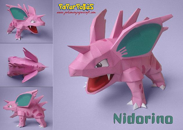 pokemon-nidorino-v2 -kit168.com