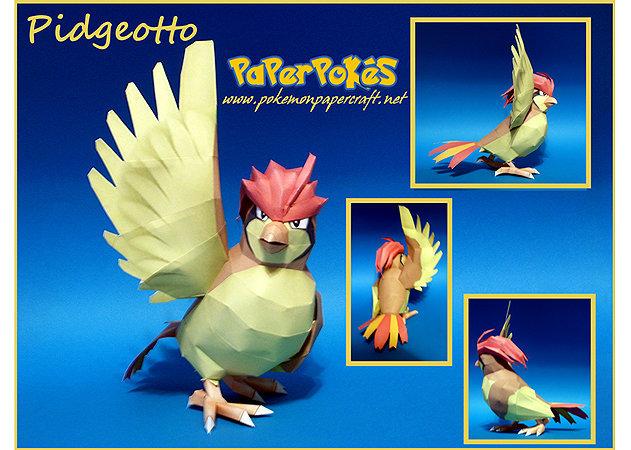 pokemon-pidgeotto -kit168.com