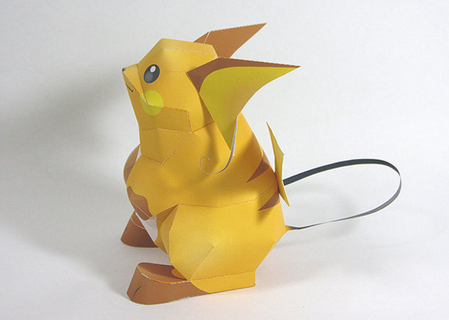 pokemon-raichu-1 -kit168.com