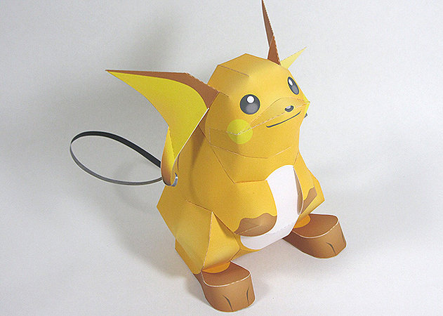 pokemon-raichu -kit168.com
