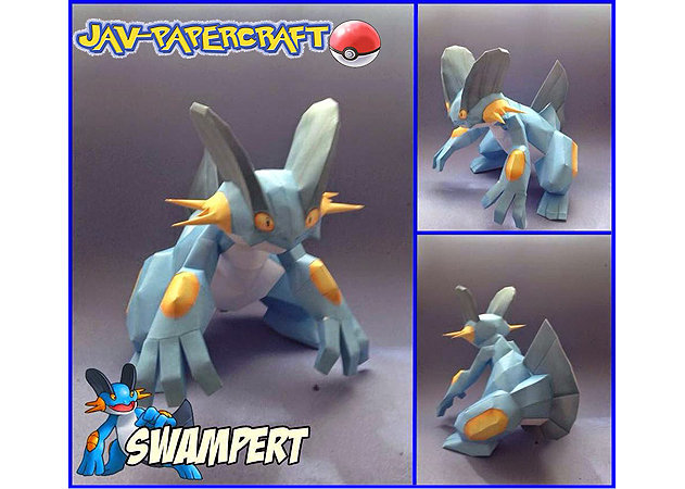 pokemon-swampert -kit168.com