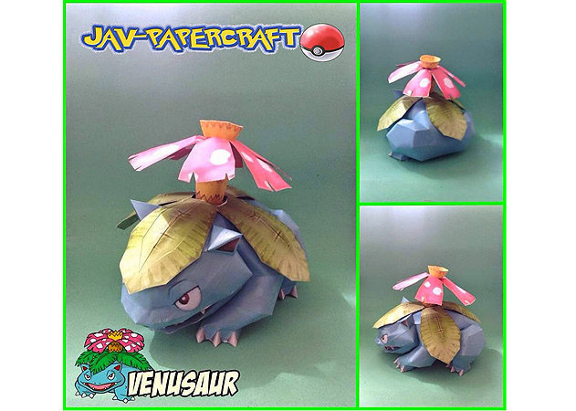 pokemon-venusaur -kit168.com
