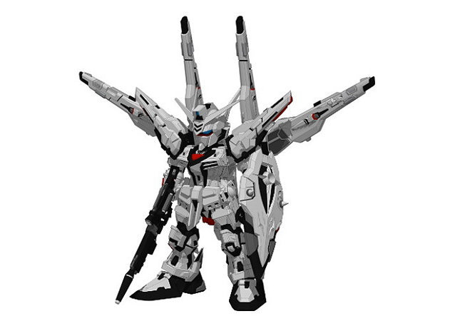 sd-akatsuki-gundam -kit168.com