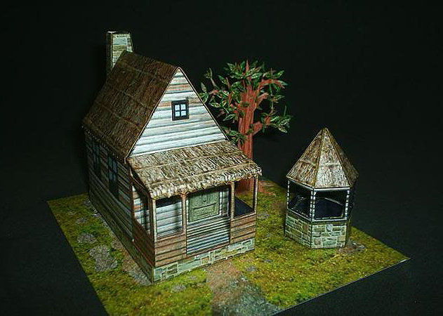 swiss-wood-cabin-1 -kit168.com