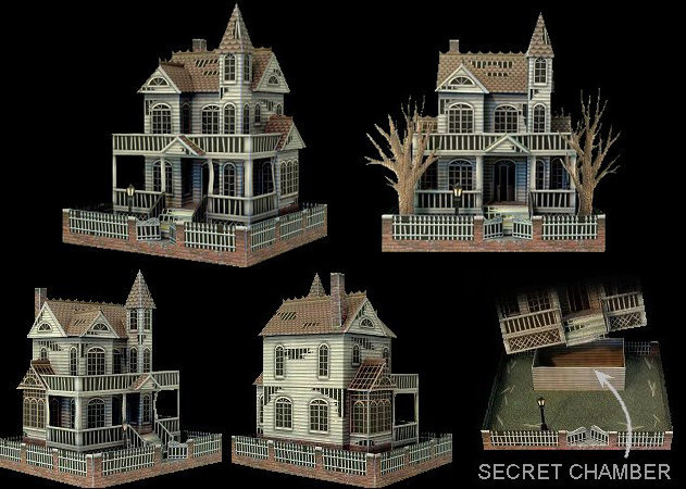 the-ghost-house -kit168