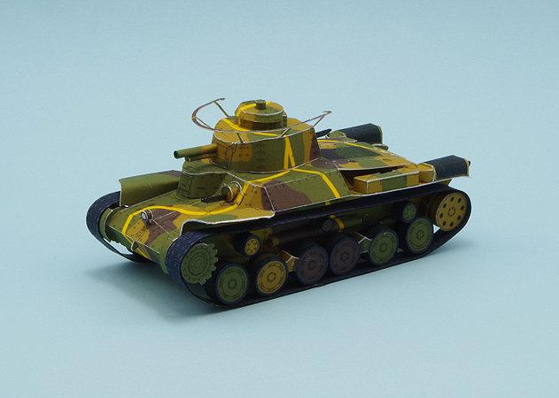 type-97-chi-ha -kit168.com