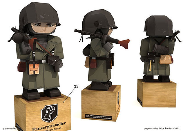 wwii-german-panzergrenadier -kit168.com