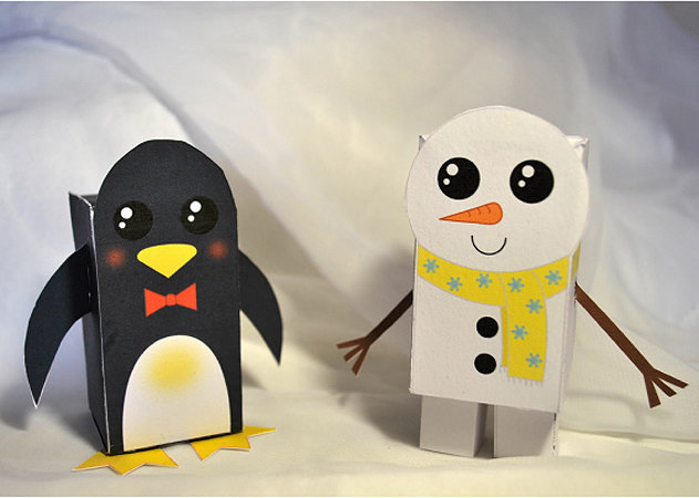 christmas-papertoys-de-samantha-eynon-2 -kit168.com
