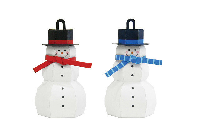 christmas-tree-ornaments-snowman -kit168.com