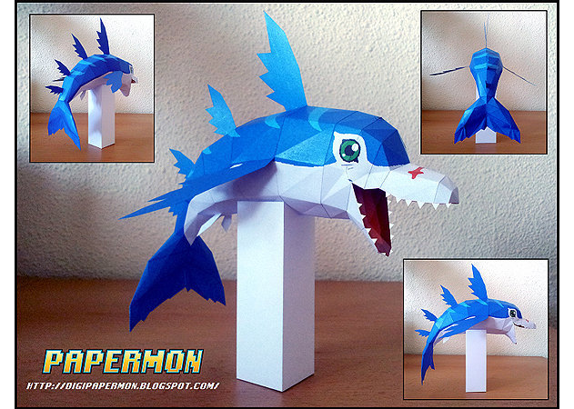 digimon-dolphmon -kit168.com