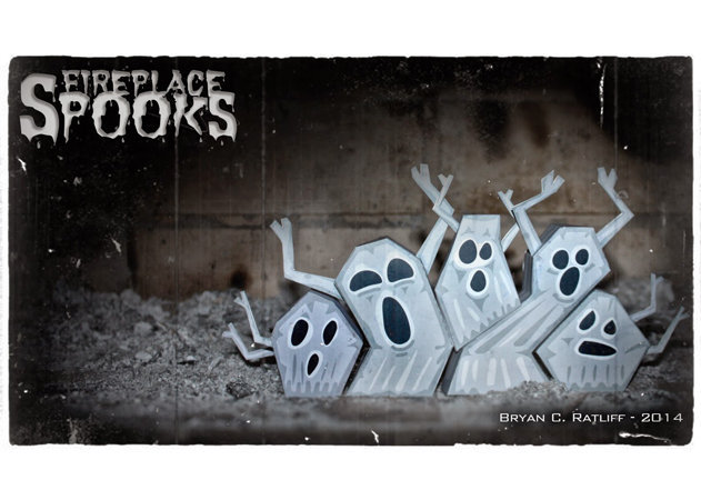 fireplace-spooks -kit168.com