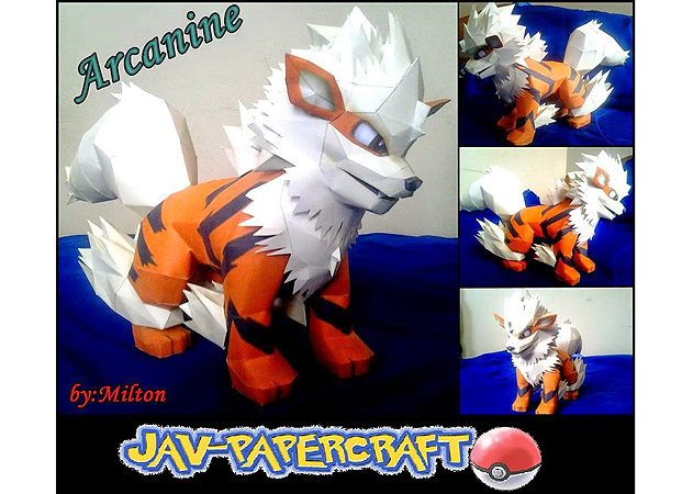 pokemon-arcanine -kit168.com