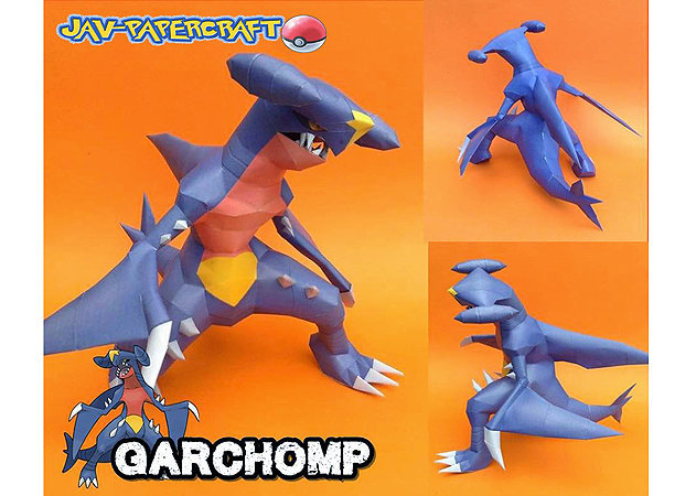 pokemon-garchomp -kit168.com