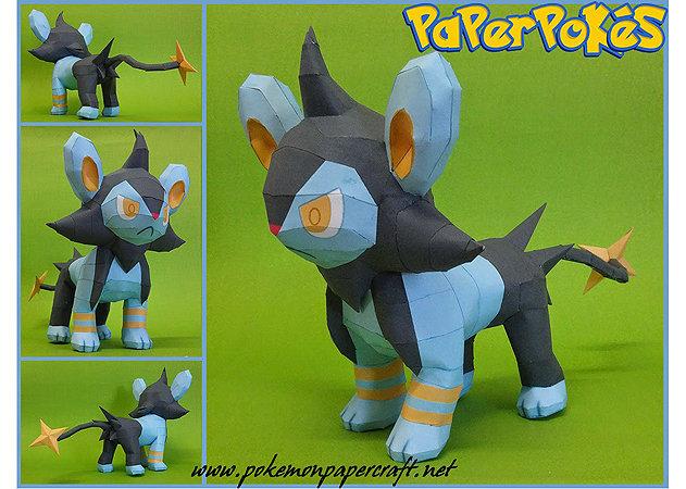 pokemon-luxio -kit168.com