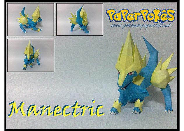 pokemon-manectric -kit168.com