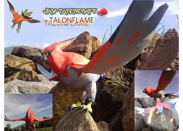 pokemon-talonflame -kit168.com