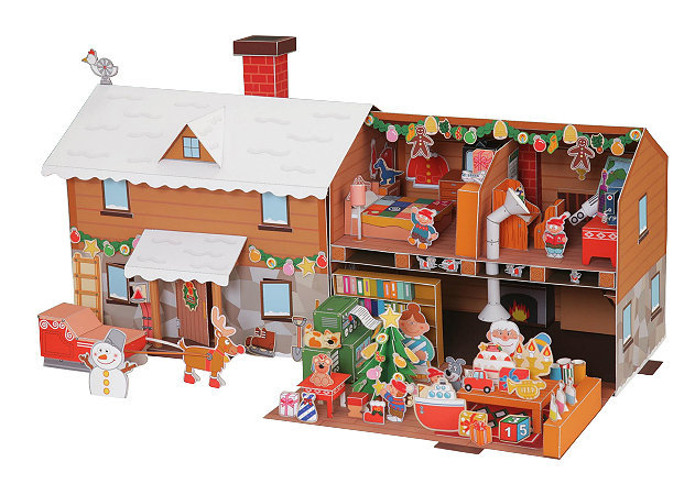 santa-claus-house -kit168.com