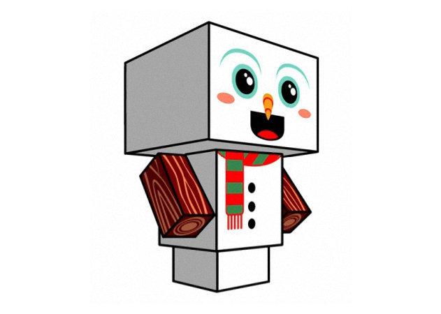 snowman-christmas-clone -kit168.com