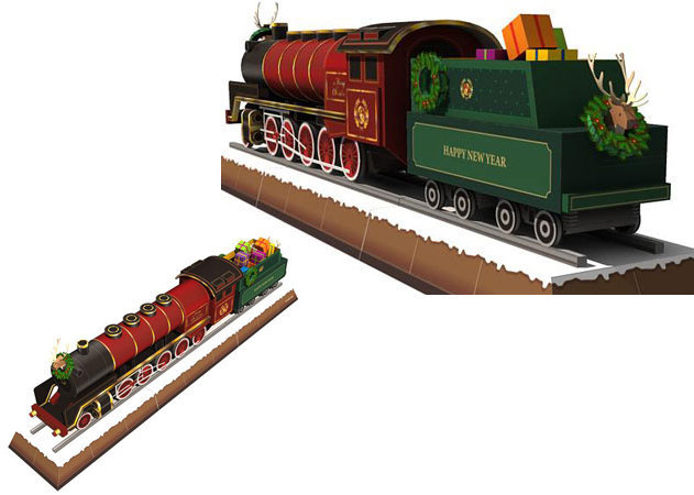 christmas-train-2 -kit168.com