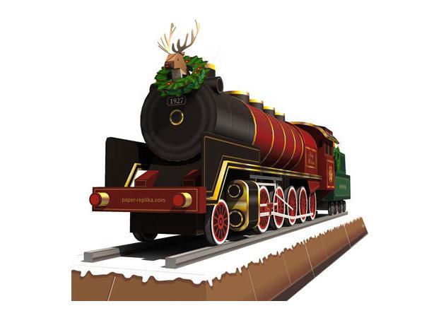 christmas-train -kit168.com