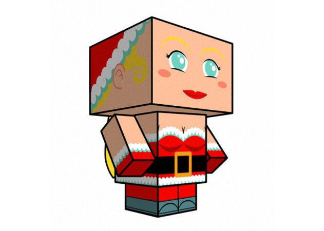 mrs-claus-christmas-clone -kit168.com