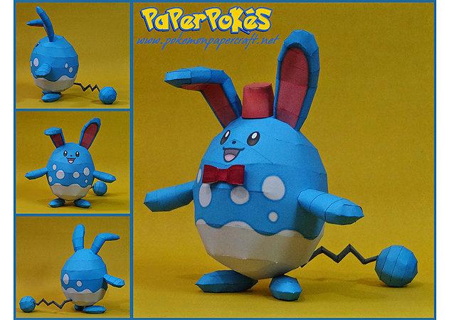 pokemon-azumarill -kit168.com