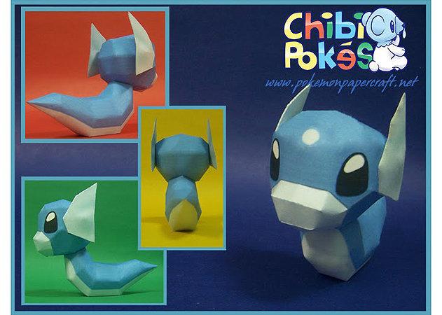 pokemon-dratini-chibi -kit168.com